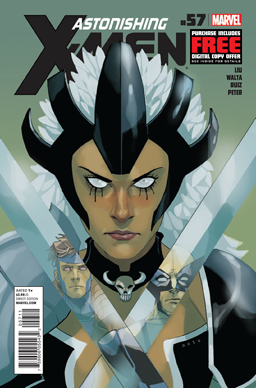 Astonishing X-Men #57