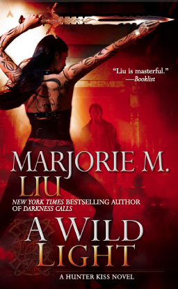 Review: A Wild Light by Marjorie M. Liu
