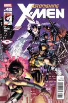 Astonishing X-Men Issue 48