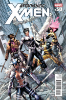 Astonishing X-Men Issue 50
