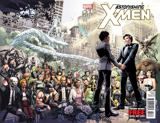 Astonishing X-Men Issue 51
