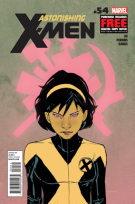Astonishing X-Men Issue 54