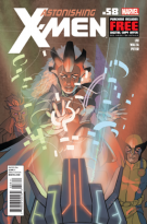 Astonishing X-Men Issue 58