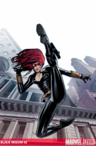 Black Widow Issue 2