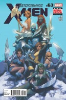 Astonishing X-Men Issue 63