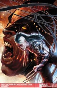 Dark Wolverine Issue 75