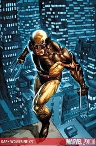 Dark Wolverine Issue 77