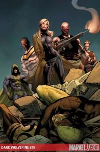 Dark Wolverine Issue 79