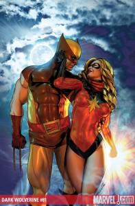 Dark Wolverine Issue 81