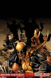 Wolverine: Road to Hell Issue 1