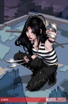 X-23 Issue 1 (Sept)