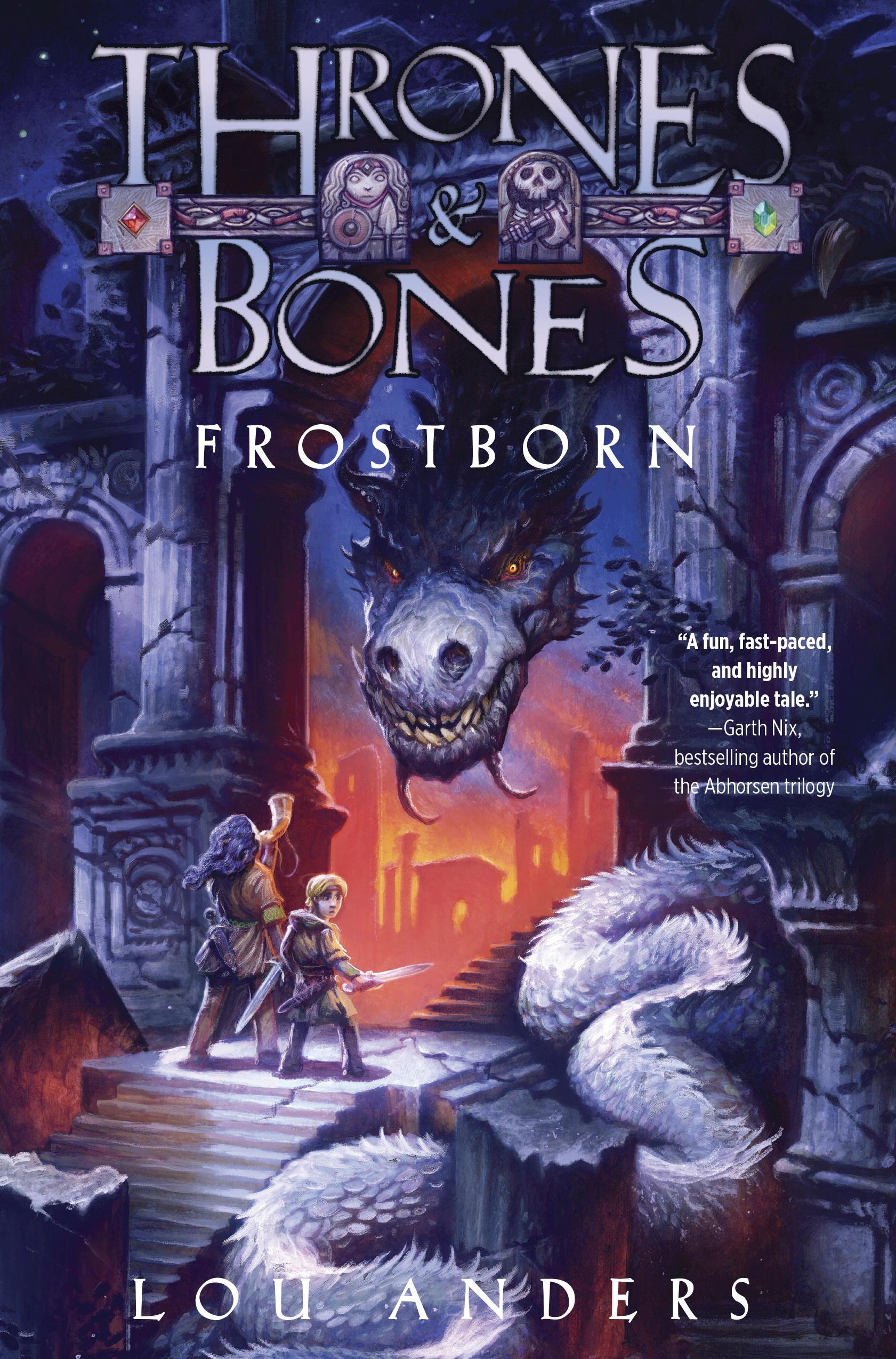 Lou Anders: Thrones and Bones