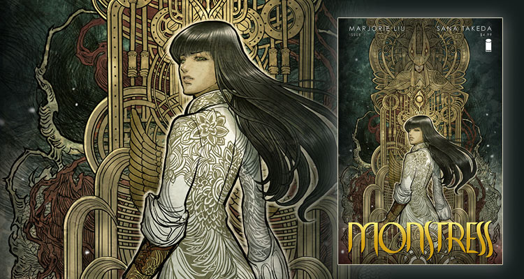 Marjorie Liu Comics - Monstress
