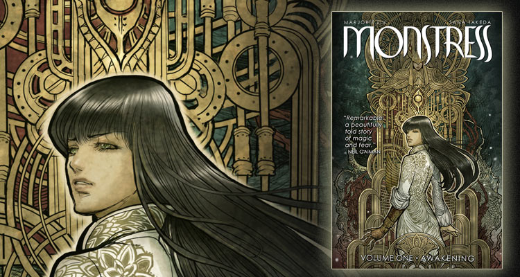 Marjorie Liu Comics - Monstress 5