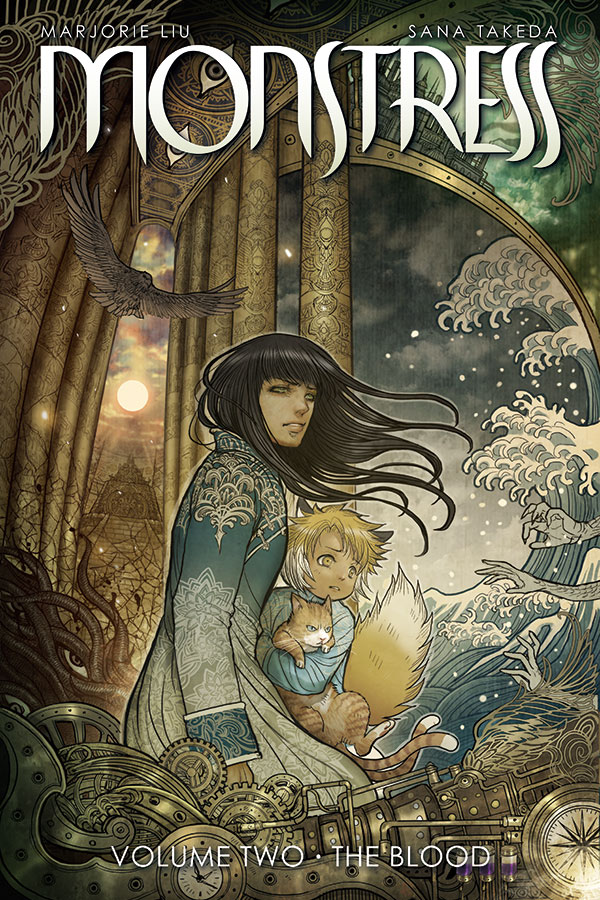 Monstress Vol. 2: The Blood