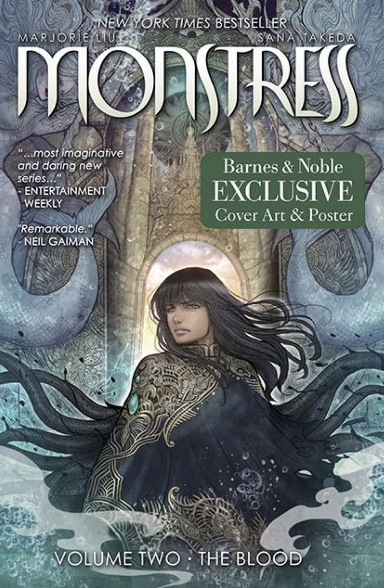 The Monstress Book Tour!