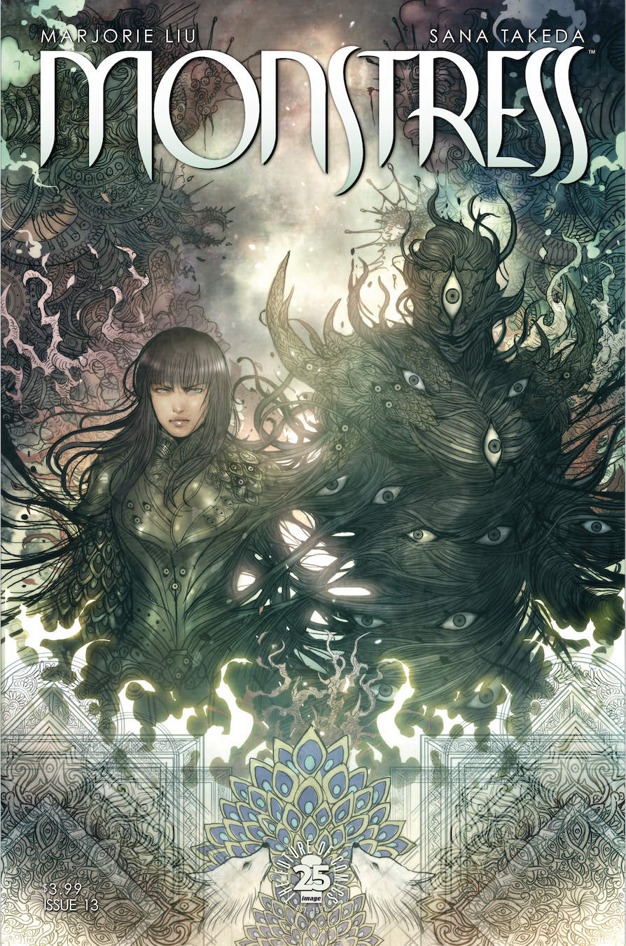 Monstress by Marjorie Liu