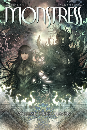 Monstress Comic Volume 3 by Marjorie Liu