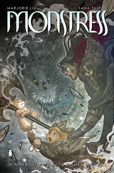 Monstress 23