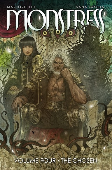Monstress Vol. 4: Chosen
