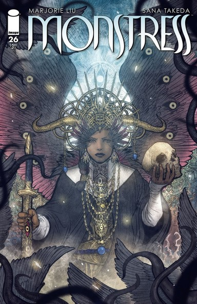 Monstress 21